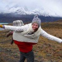 Juntos en Torres del Paine, Chile