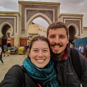 Juntos en Marruecos