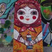 Arte callejera en Rusia