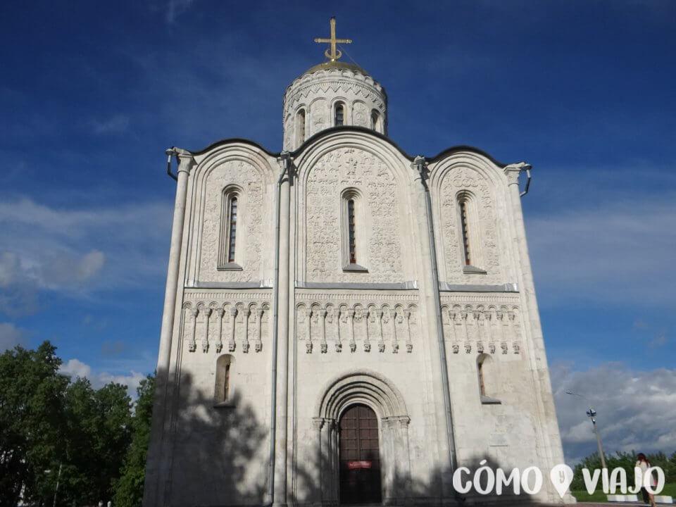 Catedral Dimitri de Vladimir