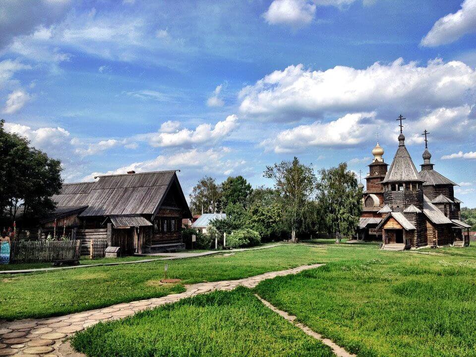 Suzdal rural