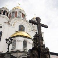 Iglesia de la Sangre Derramada en Ekaterimburgo