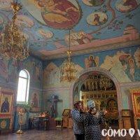 Iglesia ortodoxa en Nizhni Novgorod