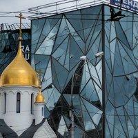 La Capilla de San Nicolas en Novosibirsk