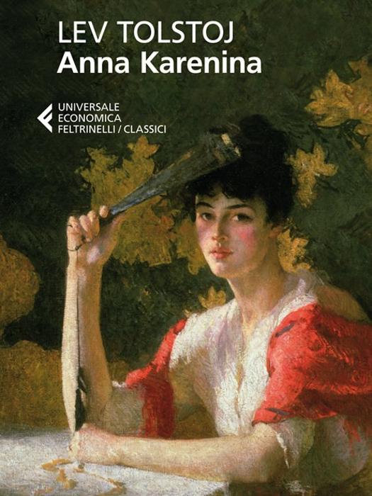 Recomendacion de Libro Anna Karenina