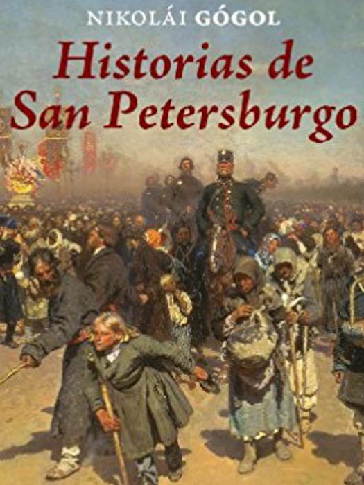 Recomendacion de libro Historias de San Petersburgo