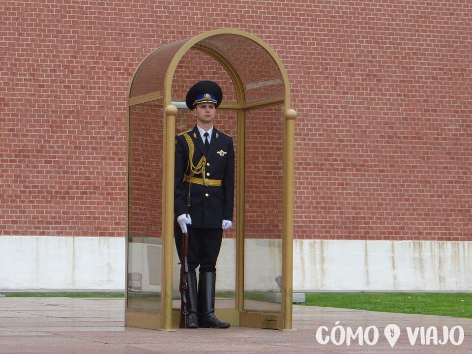 Militar en Rusia