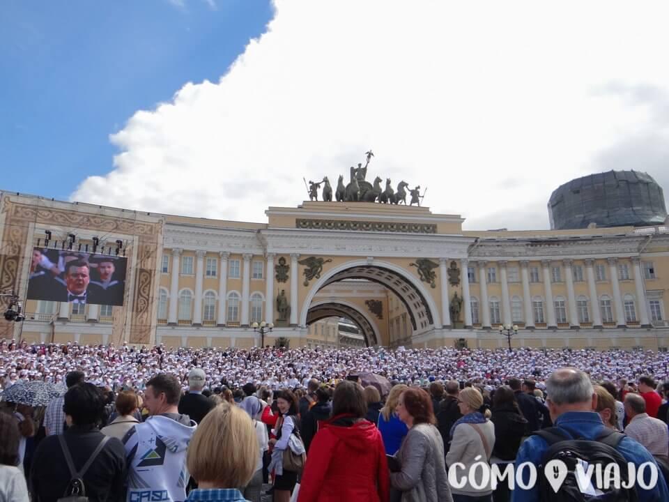 Seguridad en zonas turisticas de Rusia
