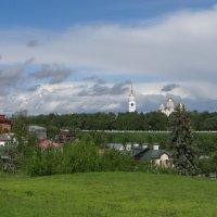 Vista desde el mirador de Vladimir