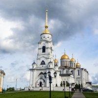 Catedral de la ciudad de Vladimir