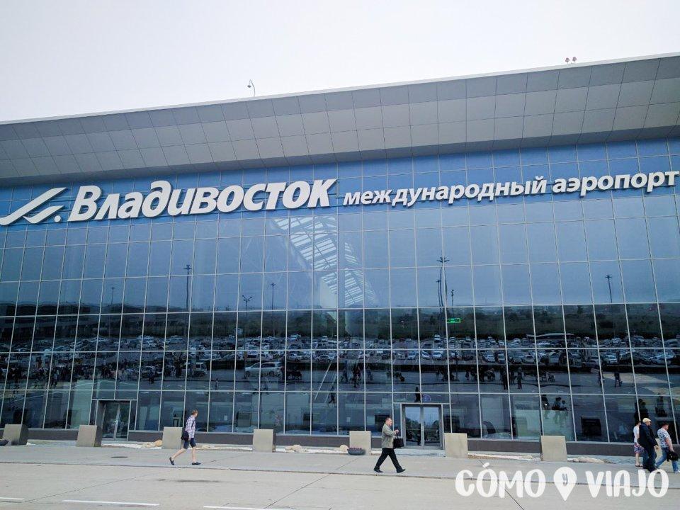 Aerpuerto de Vladivostok