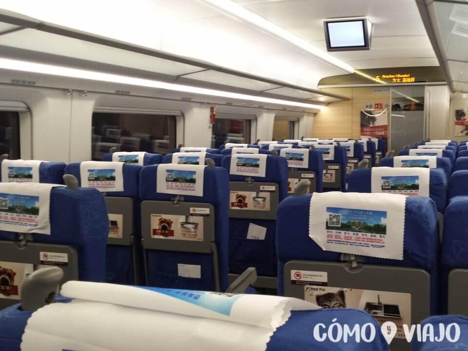Trenes de China