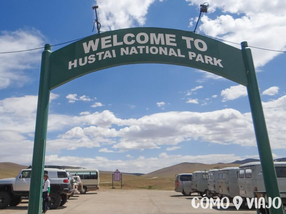 Parque Nacional Hustai
