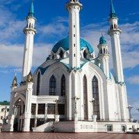 Mezquita de Kazan
