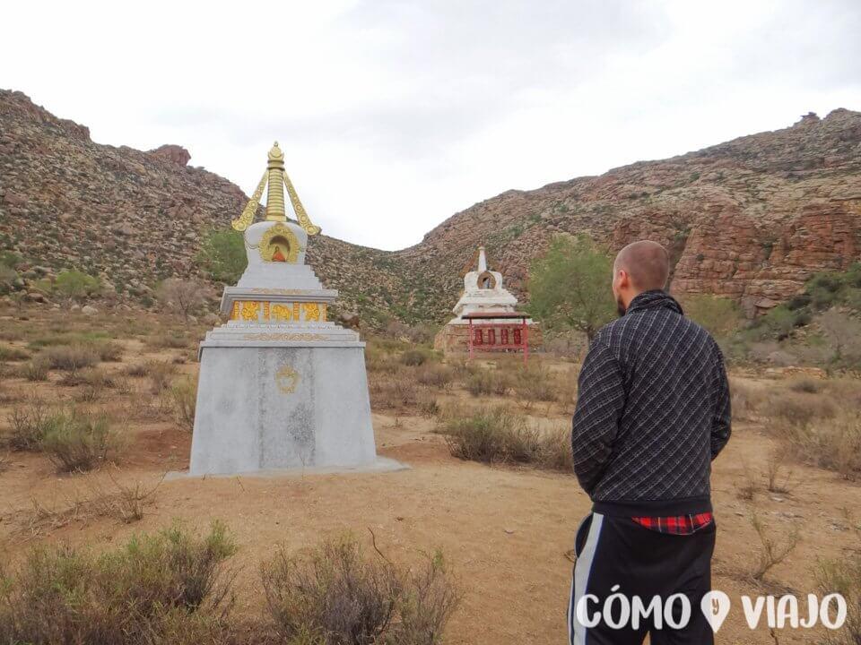 Descubriendo lugares de Mongolia