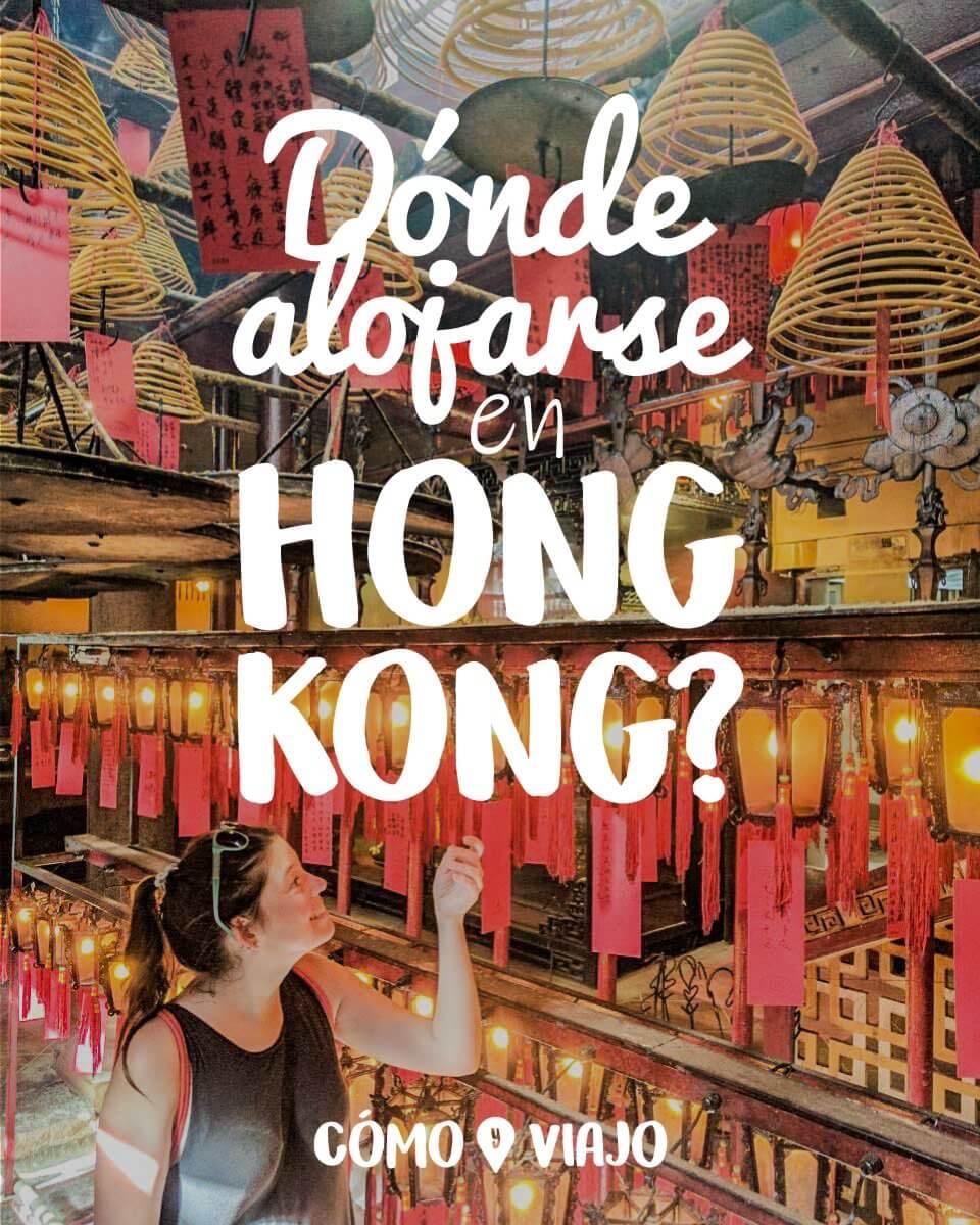 Dónde alojarse en Hong Kong