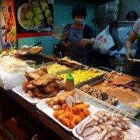 Night Market de Hong Kong