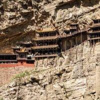 Monasterio Colgante de Datong