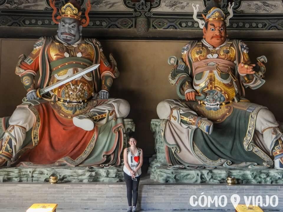 Que ver en Datong, China