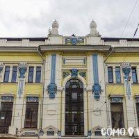 Caminando por Nizhni Novgorod