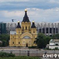 Catedral Nevski en Nizhni Novgorod
