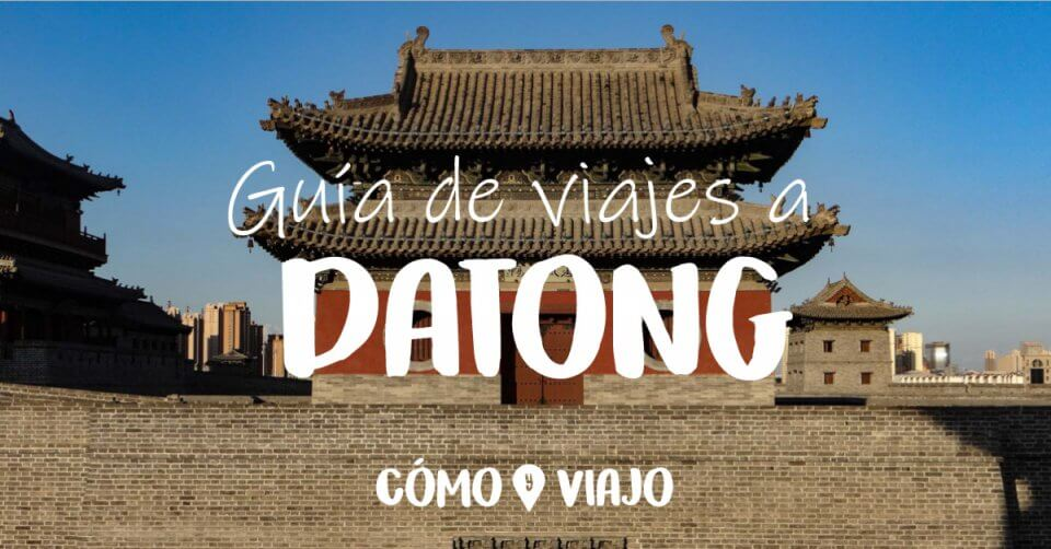 Guía de Datong, China