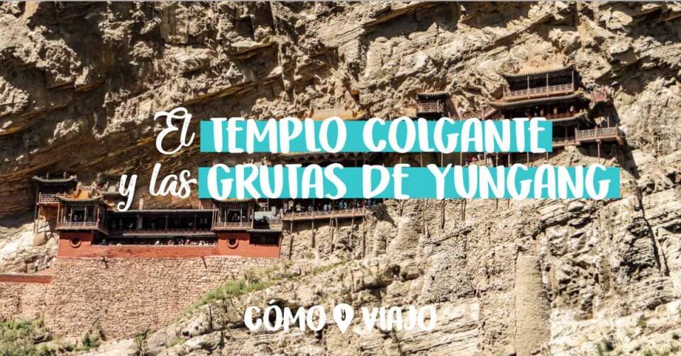 Templo colgante y grutas de Yungang