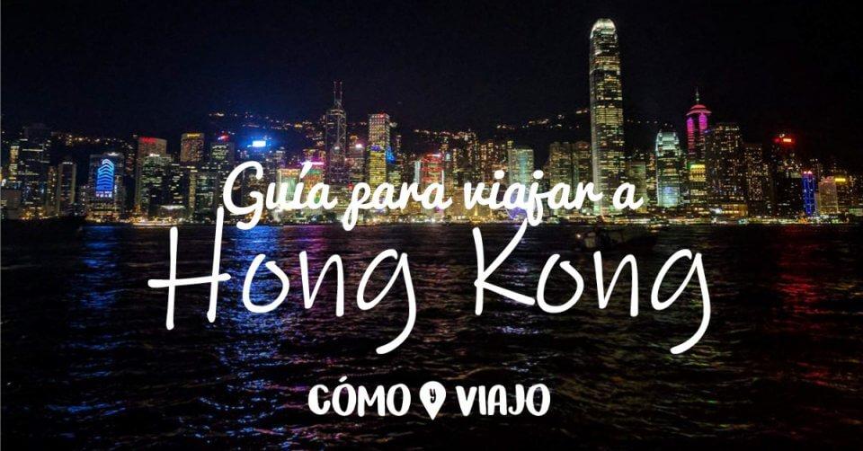 Guía de Hong Kong