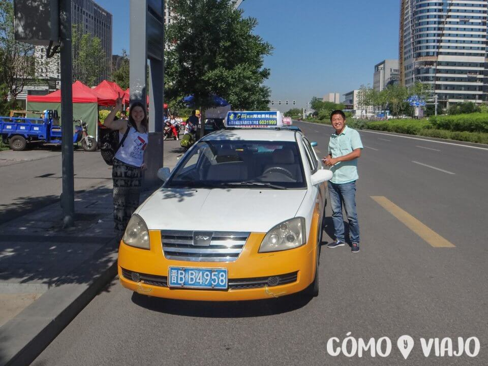 Taxis en China