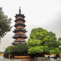 Visitar Long Hua Temple en Shanghai