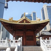 Jing'an Temple de Shanghai