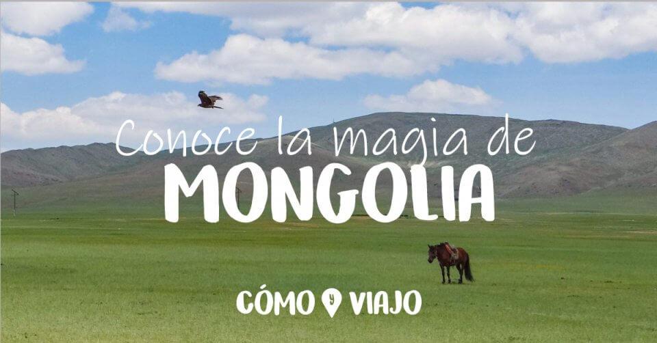 Conocer Mongolia