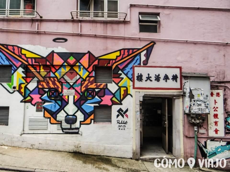 Hollywood Road de Hong Kong