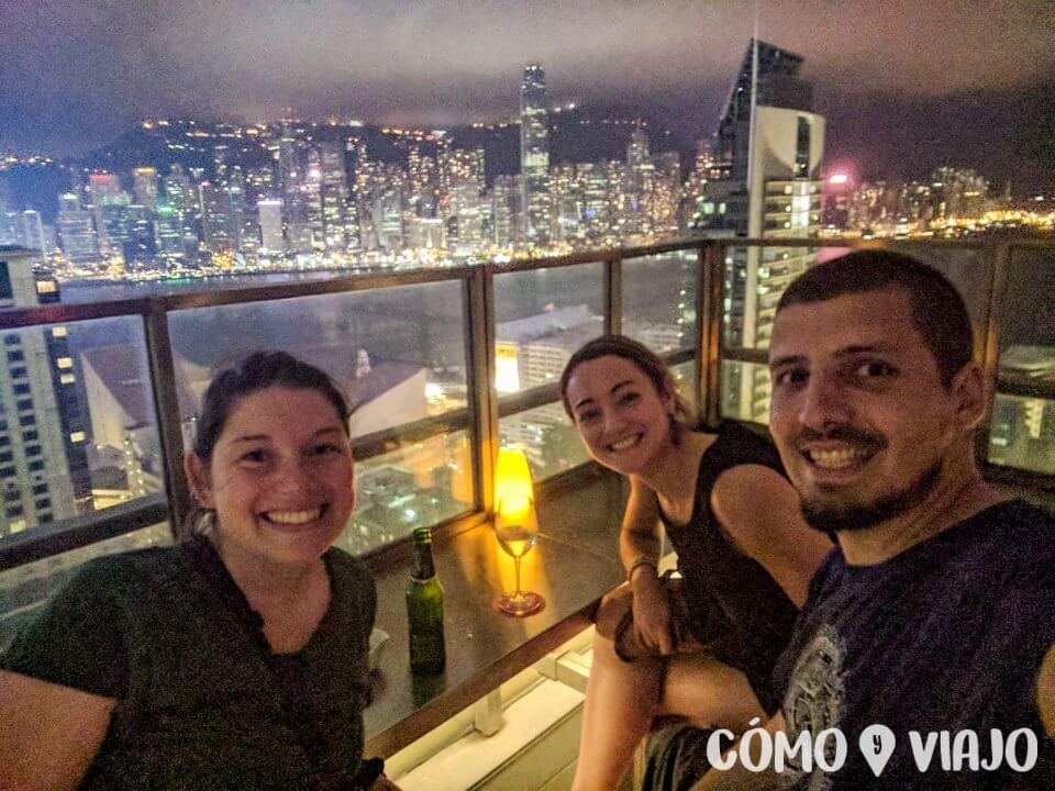 Rooftop de Hong Kong