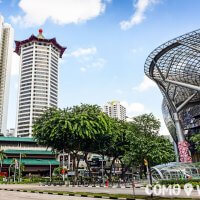 Orchard Road en Singapur