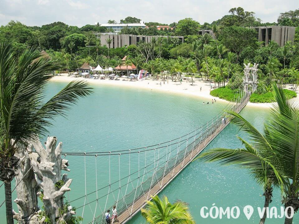 Sentosa Island en Singapur