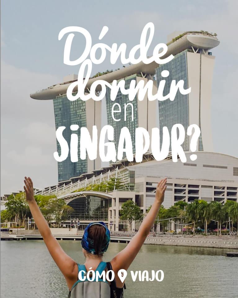 Alojamiento en Singapur