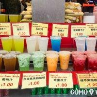 Mercados para comer en Singapur