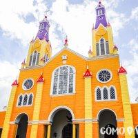 Catedral de Castro en Chiloé