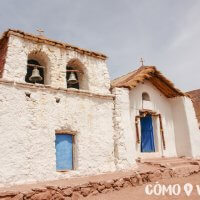 San Pedro de Atacama en Chile