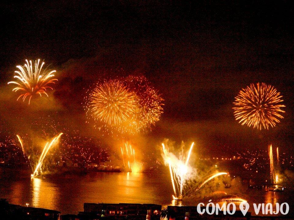 Año Nuevo una buena época cuando viajar a Chile