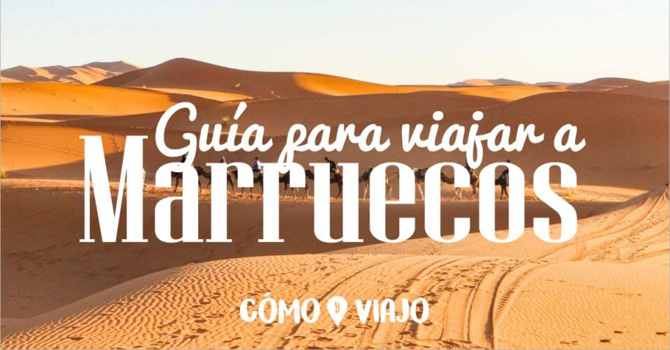 Ir a Marruecos