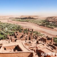 Destinos en Marruecos: Ait Ben Hadu
