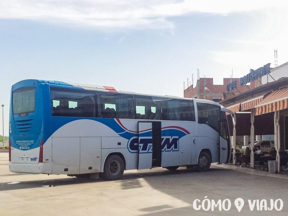 Viajar a Marruecos por libre y por tierra