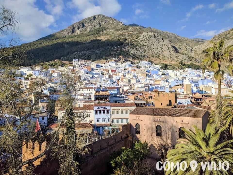 Chefchaouen para 10 días por Marruecos