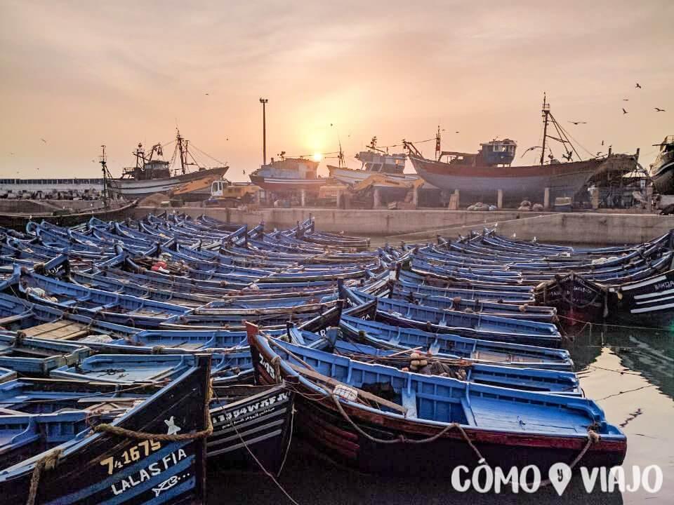Lugares de Marruecos: Essaouira