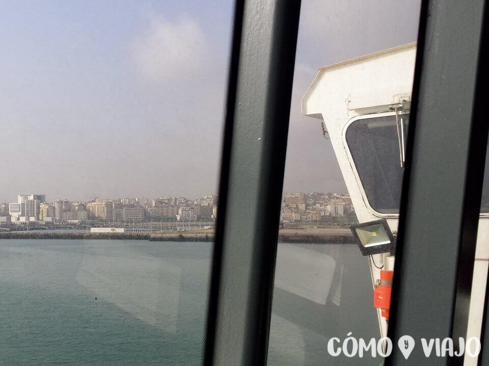 Llegar a Marruecos desde España