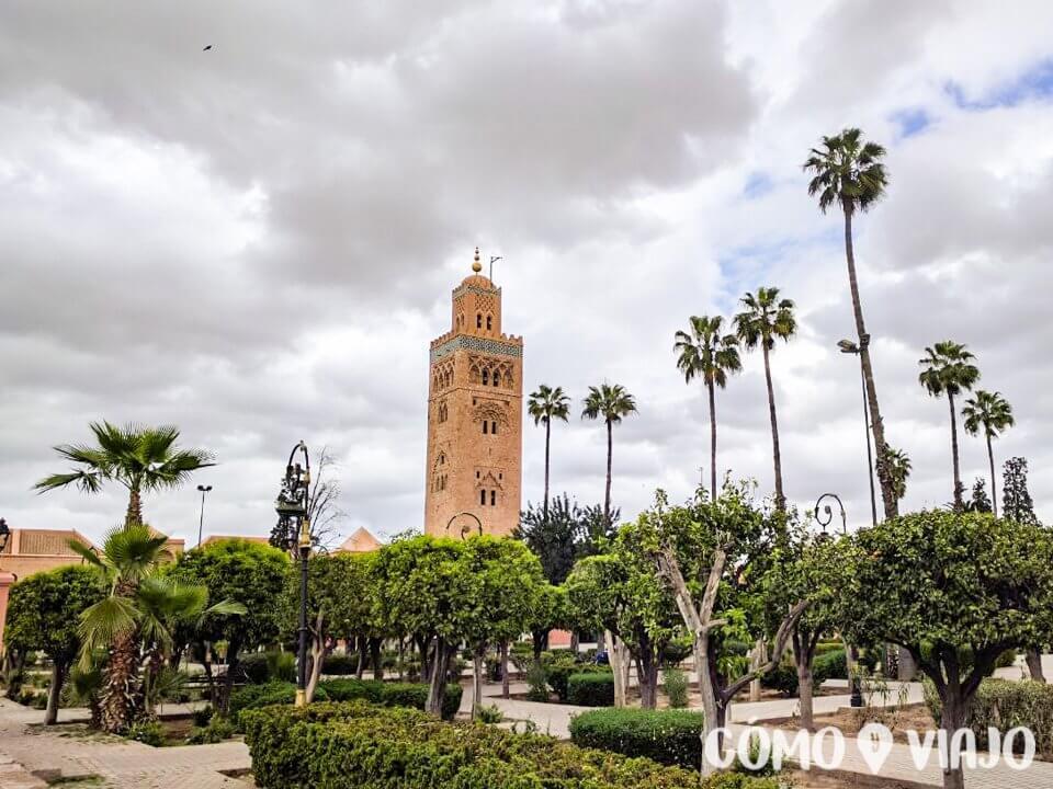 Marrakesh imperdible de Marruecos