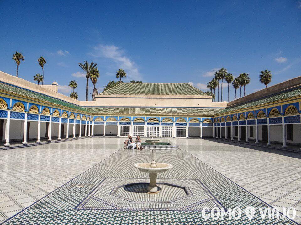 Marrakesh en 7 días por Marruecos