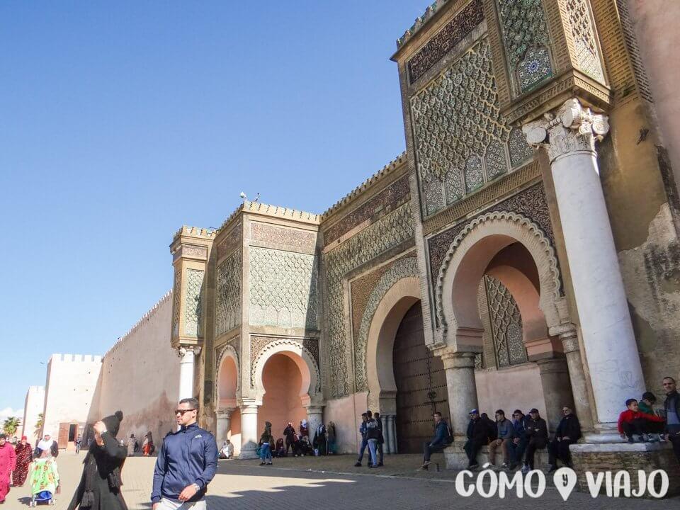 Un día en Meknés